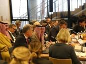 الجبير يشارك في مؤتمر تعزيز مستقبل السلام والأمن في الشرق الأوسط