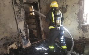 حريق يخلي 75 نزيلاً من فندق قرب المسجد النبوي