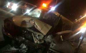 حادث مروع ينهي حياة عروسين في الباحة