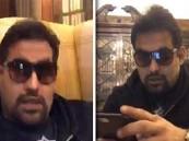 """فيديو.. """"خالد الهيل"""" يشن هجوما على حمد بن جاسم.. وهكذا وصفه!"""
