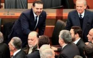 حكومة الحريري الجديدة تنال ثقة مجلس النواب  بـ 111 صوتاً