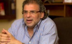 هكذا علق خالد يوسف على هروبه من مصر بعد فضيحة الفيديوهات الإباحية!