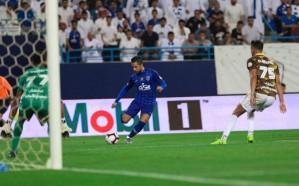 أُحد يعرقل الهلال قبل مباراته أمام النصر