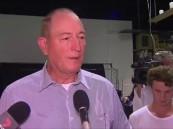 فيديو.. شاب يصفع السيناتور الاسترالي ببيضة بعد تبريره مذبحة نيوزيلندا