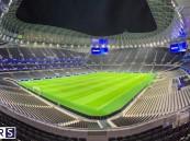 توتنهام يعلن موعد افتتاح ملعبه الجديد