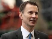 وزير خارجية بريطانيا يشيد بدور المملكة في مجال سلامة المرضى