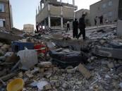 25 قتيلاً ومصاباً جراء السيول والثلوج في إيران