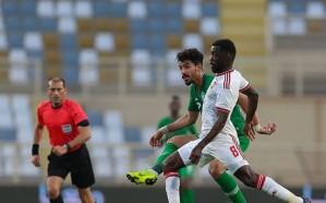 المنتخب السعودي الأول لكرة القدم يخسر وديًا أمام الإمارات