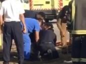 انتشال جـثة طفل سقط في حفرة صرف صحي بالجبيل