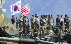 إلغاء أكبر 3 مناورات عسكرية بين أمريكا وكوريا الجنوبية