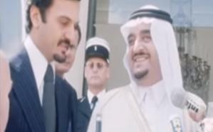 فيديو تاريخي للملك فهد خلال زيارته فرنسا قبل 32عاماً