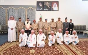 """""""التحالف"""" يعيد 7 أطفال يمنيين إلى ذويهم"""