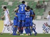 الهلال يتعثر أمام الاستقلال في دوري الأبطال