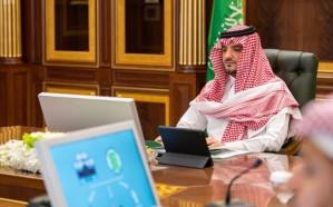 """الأمير عبدالعزيز بن سعود يُدشن نظام """"مدار"""" الأمني"""