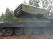 المملكة تتسلم الدفعة الأولى من أنظمة المدفعية الروسية
