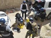 """تحذير """"ثلاثي"""" لنظام الأسد من استخدام الكيمياوي"""