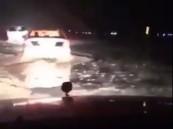 """بعد ساعات من إغلاقه.. أمن الطرق يعيد فتح طريق  """"الرياض – الطائف"""""""