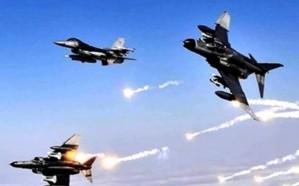 مصرع عشرات الحوثيين وتدمير آليات قتالية في غارات لقوات التحالف بصعدة