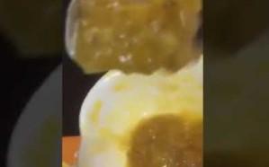 شاهد.. أول تعليق من التجارة على مقطع فيديو قمر الدين المخلوط بالزجاج