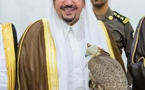 أمير القصيم يوجه بإقامة سوق للطيور النادرة