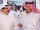 خادم الحرمين الشريفين يزور البحرين اليوم