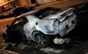 فيديو.. سيدة توثق حرق سيارتها في المدينة المنورة