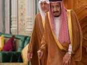 خادم الحرمين يصل مكة المكرمة