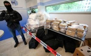 فرنسا تصادر نصف طن كوكايين بعملية واحدة
