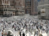 رئاسة شؤون الحرمين: طلائع المعتمرين وفدت إلى المسجد الحرام وسط منظومة متكاملة من الخِدْمات