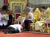 استعراض كبير في الشوارع ضمن مراسم تتويج ملك تايلاند