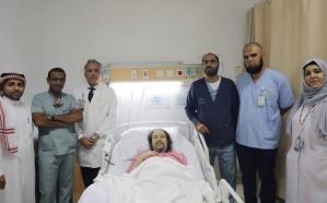 الكشف عن آخر التطورات الصحية للفنان خالد سامي