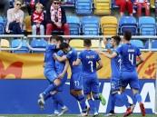 إيطاليا إلى ربع نهائي كأس العالم للشباب