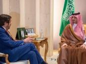 وزير الداخلية يستقبل سفراء الكويت وألمانيا والأرجنتين