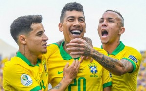 البرازيل تكتسح البيرو بخماسية في كوبا أمريكا