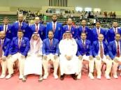 حكمان سعوديان يقودان منافسات التايكوندو في كوريا الجنوبية