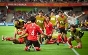 مونديال الشباب.. كوريا الجنوبية إلى نصف النهائي بركلات الترجيح