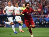 صلاح وأوريغي يقودان ليفربول للفوز بدوري الأبطال