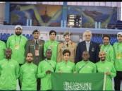 منتخب التايكوندو يقارع البطولة الدولية بثلاث منتخبات