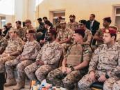 """اختتام تمرين """"عبدالله 6"""" بين القوات البحرية الملكية السعودية والقوات الأردنية"""