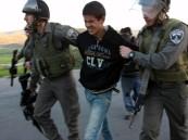 الاحتلال يعتقل طفلا ويعتدي على شابين بالخليل