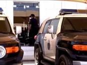 شرطة مكة تضبط سيارة مسروقة بداخلها طفل عمره 3 سنوات