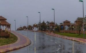 الإنذار المبكر يحذر من أمطار رعدية وأتربة على 3 مناطق