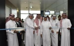 الطيران المدني تدشن أول رحلة من الرياض إلى مطار خليج نيوم