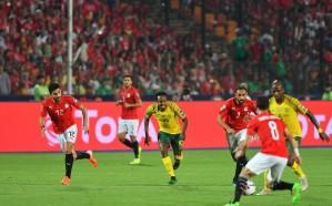 جنوب إفريقيا تنهي مشوار مصر في كأس الأمم مبكرًا