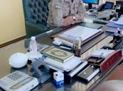 """""""الأحمري"""" إلى رتبة ملازم أول بمعهد سلاح المدفعيه"""