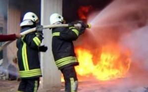 حريق هائل في مستودعين للمواد الكيميائية بجدة