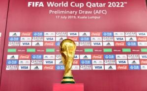 تعرف على نتائج قرعة تصفيات آسيا كأس العالم 2022 وكأس آسيا 2023