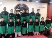 أخضر التايكوندو للناشئين والشباب يخوض الصراع الآسيوي بالأردن