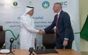 توقيع أول مذكرة تفاهم لإعادة تدوير النفايات في الرياض