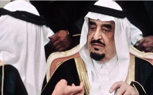 شاهد.. فيديو تاريخي لزيارة الملك فهد الأولى إلى الكويت بعد تحريرها